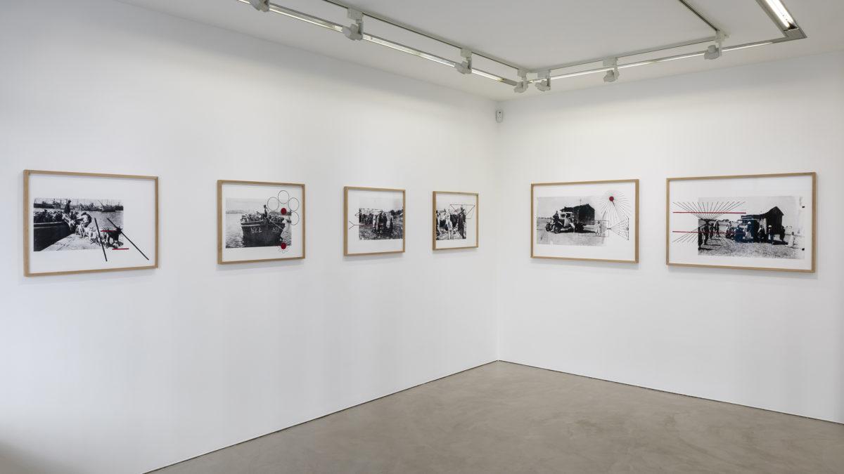 Illusions : la présence de l'image participe à sa disparition - Galerie Imane Farès