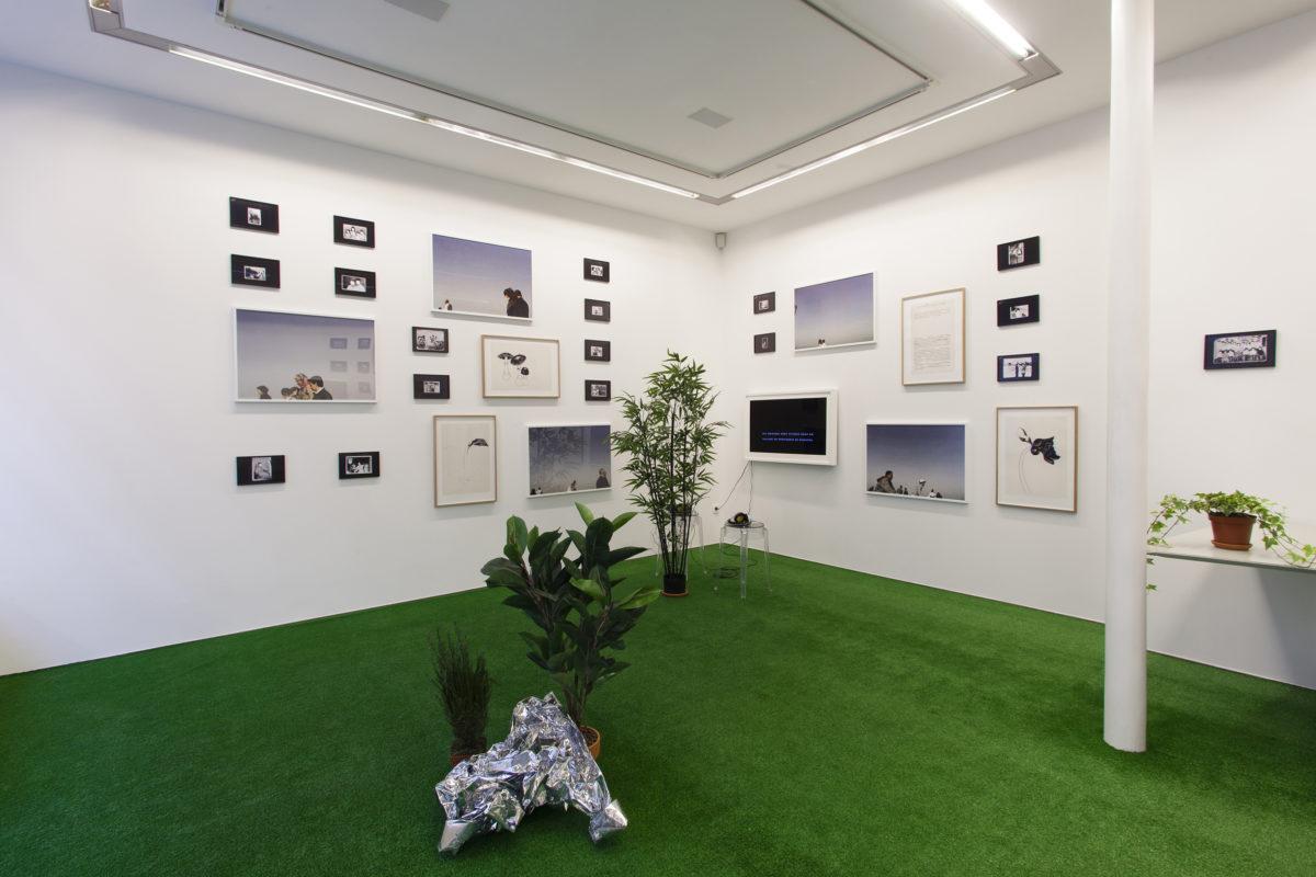 Doppelgänging - Galerie Imane Farès