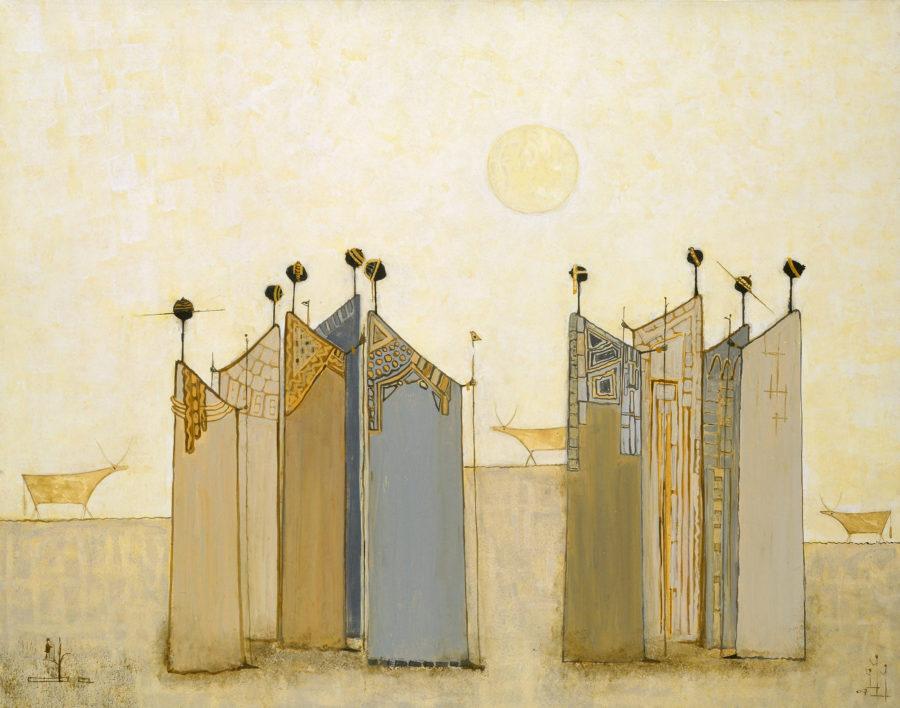 Amadou  Bâ - Galerie Imane Farès