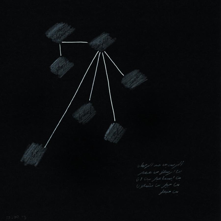 Inconnu (9) - Galerie Imane Farès