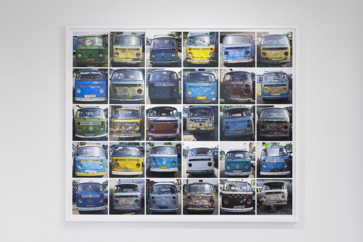 Georges Senga - Galerie Imane Farès