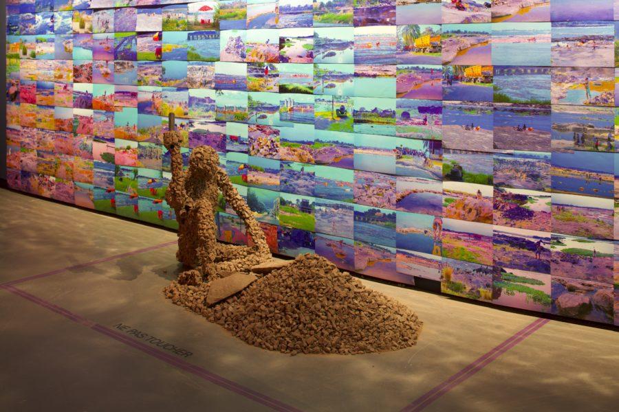 Sammy Baloji and Sinzo Aanza - Galerie Imane Farès