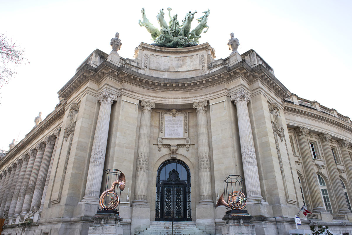 Johari – Brass Band, at the Grand Palais - Galerie Imane Farès
