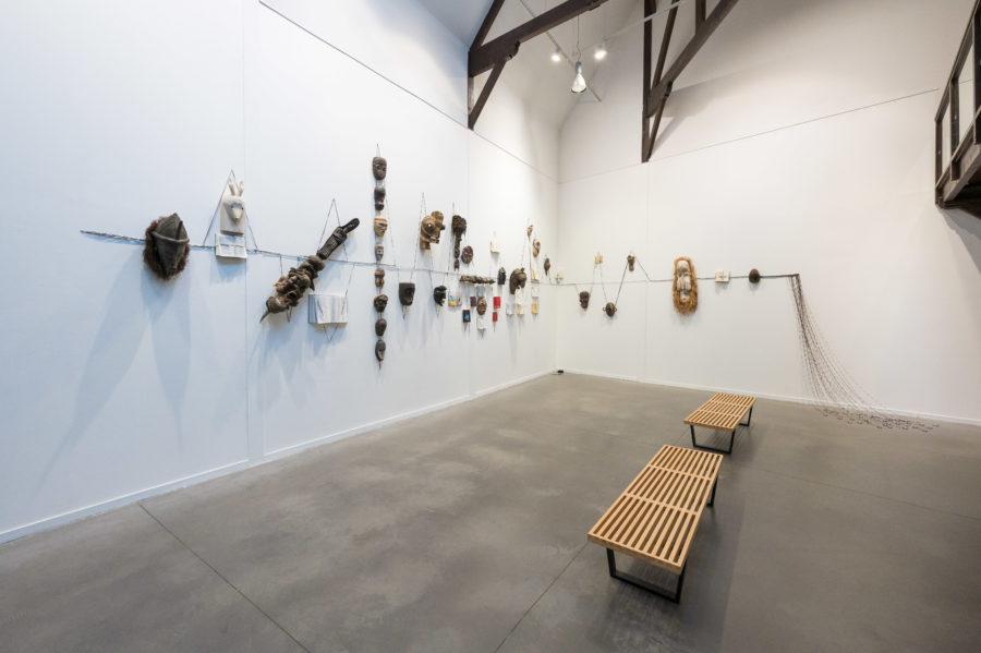 Sinzo Aanza - Galerie Imane Farès