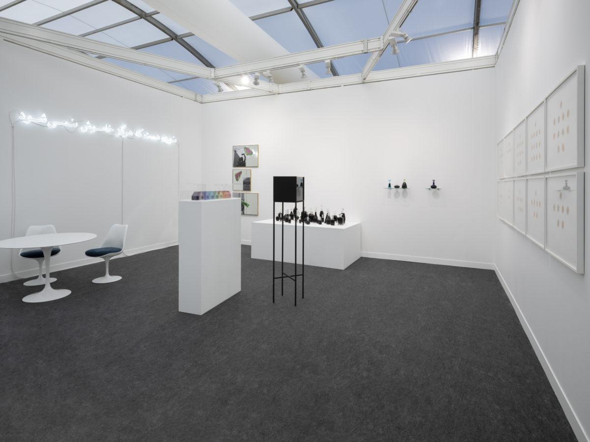 FIAC 2021 - Galerie Imane Farès